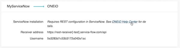 ServiceNow Configuration Help