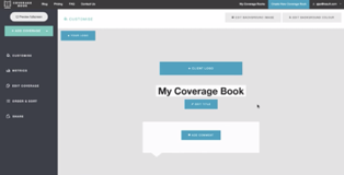 Coverage Book
